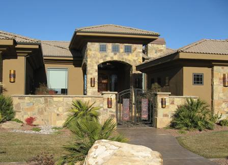 Southwestern Style Home